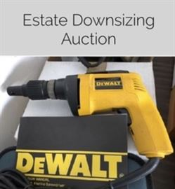 Estate Downsizing Auction jpeg medium