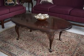 Ethan Allen coffee table