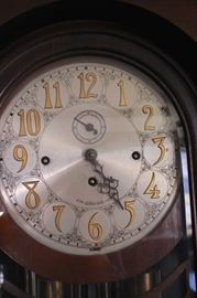 Lovely Grandfather Clock Face