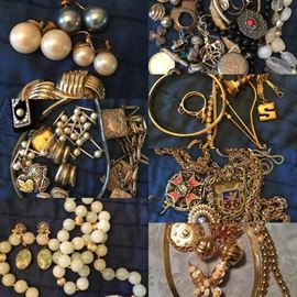 14k & Costume Jewels