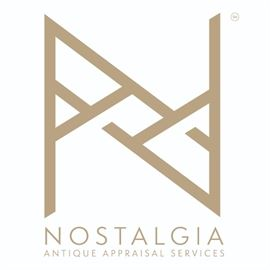 Nostalgia Logo Box Gold