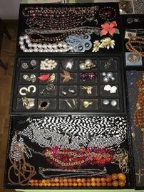 Costume jewelry......