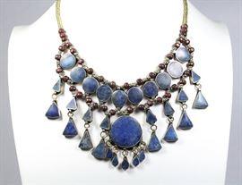 Lapis jewelry