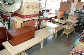 MCM End Tables