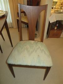 Danish modern chair