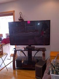 """LG 62"""" 3D HD TV"""