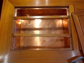 Authentic Japanese Dining/Eating/Coffee Table Interior Storage