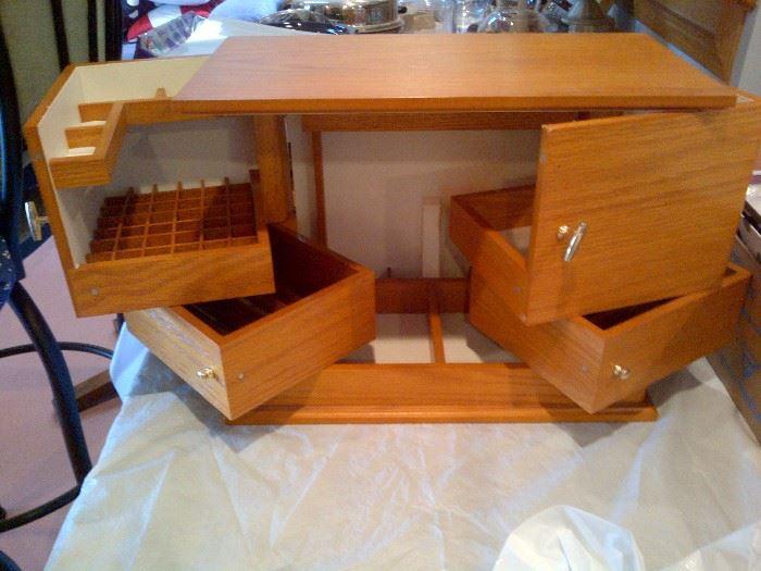 Cosmetic Storage Box or craft Box