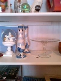 Delft pieces