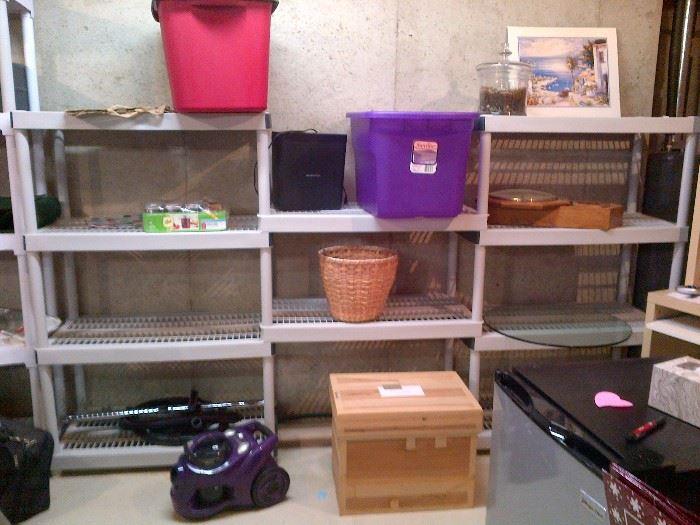 3 Piece Shelf Unit