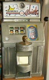 Jennings 25 cent
