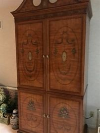 Gorgeous Armoire.  Can be used as Entertainment Center or as a Clothing Chest