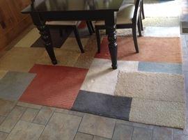 Multicolor Area Rug - $ 200.00