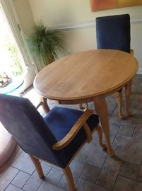 Table / 2 Chairs $ 130.00