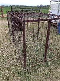 Hog Trap Cage