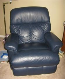 Lazy Boy dark blue rocker recliner                                                BUY IT NOW $ 235.00  there are 2 of these..