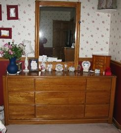 Webb Furniture dresser with mirror                                               BUY IT NOW $ 165.00