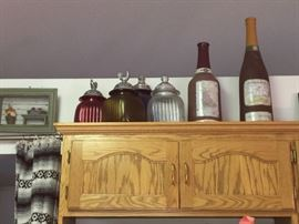 Decoration, Bottles