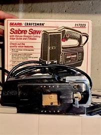 Sabre saw