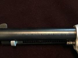 1958 Colt Frontier Scout Revolver