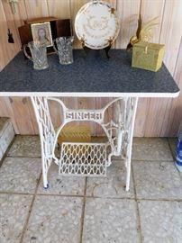 Singer Sewing Base Table