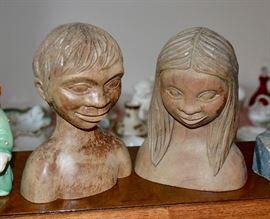 Carved Figurines