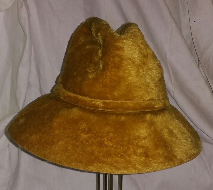 Vintage Velour Women's Hat
