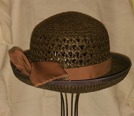 Vintage Women's Straw hat