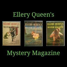 Ellery Queen's Mystery Magazines circa 1950's/1960's