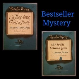 Best Seller Mystery Magazines