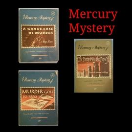 A Mercury Mystery Magazines