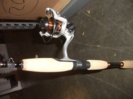 Monarch Spinning Combo
