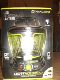 Goal Zero Lighthouse 250 Lantern and USB Power Hub