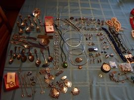 Sterling jewelry!