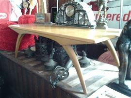 HEYWOOD WAKEFIELD COFFEE TABLE $175.00