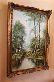 Painting by Hand Heiko Scheffel