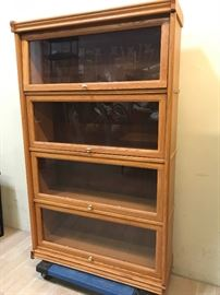 2nd, Barrister Cabinet