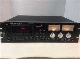 Vtg. Tascam Professional Cassette Deck