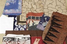 Hand made textiles