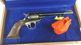 Ruger New Model Single Six Revolver .22 Centennial Collector Edition 1 of 2 Sequential- see lot 5