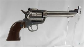 Ruger Single New Model Six Revolver -.22 5 1/2""