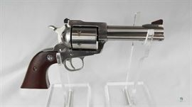 Ruger New Model Super Blackhawk Revolver - .44 Magnum 4 5/8 barrel. Stainless