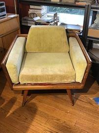 Mel Smilow for SmilowThielle Case Minimalist Lounge Chair