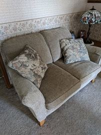 Smith Brothers loveseat