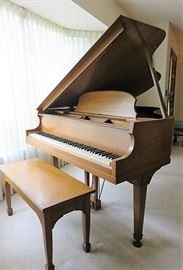A.B. Chase Lester Piano Co. Baby Grand Piano