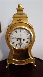 Johnnick Windup clock