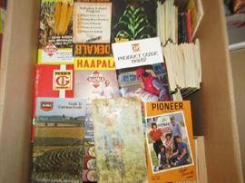 Seed corn books