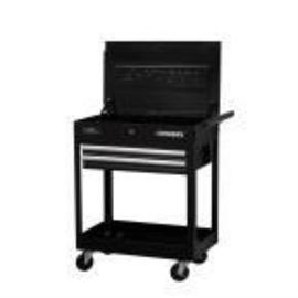 Husky 28 in. 2-Drawer Utility Cart