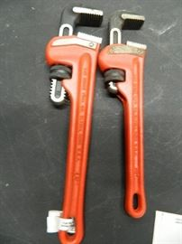 rigidd pipe wrenches
