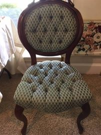 Decorator Chair- One of many